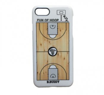 AC17-001 iPhone CASE Basketball court