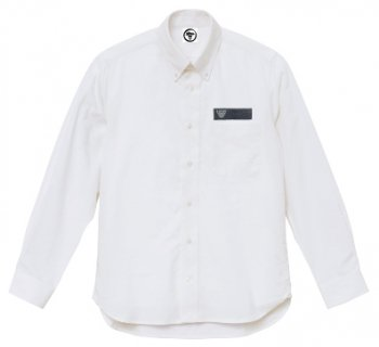 OFS18-00 B.BUDDY OXFORD LONG SHIRT