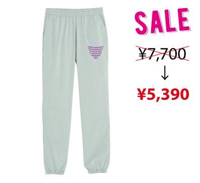 AP20-002 ACTIVE LONG PANTS (グレー)