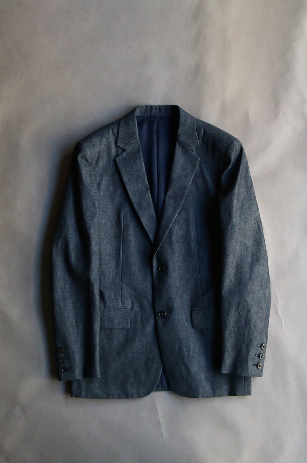 Tailored Jacket Denim