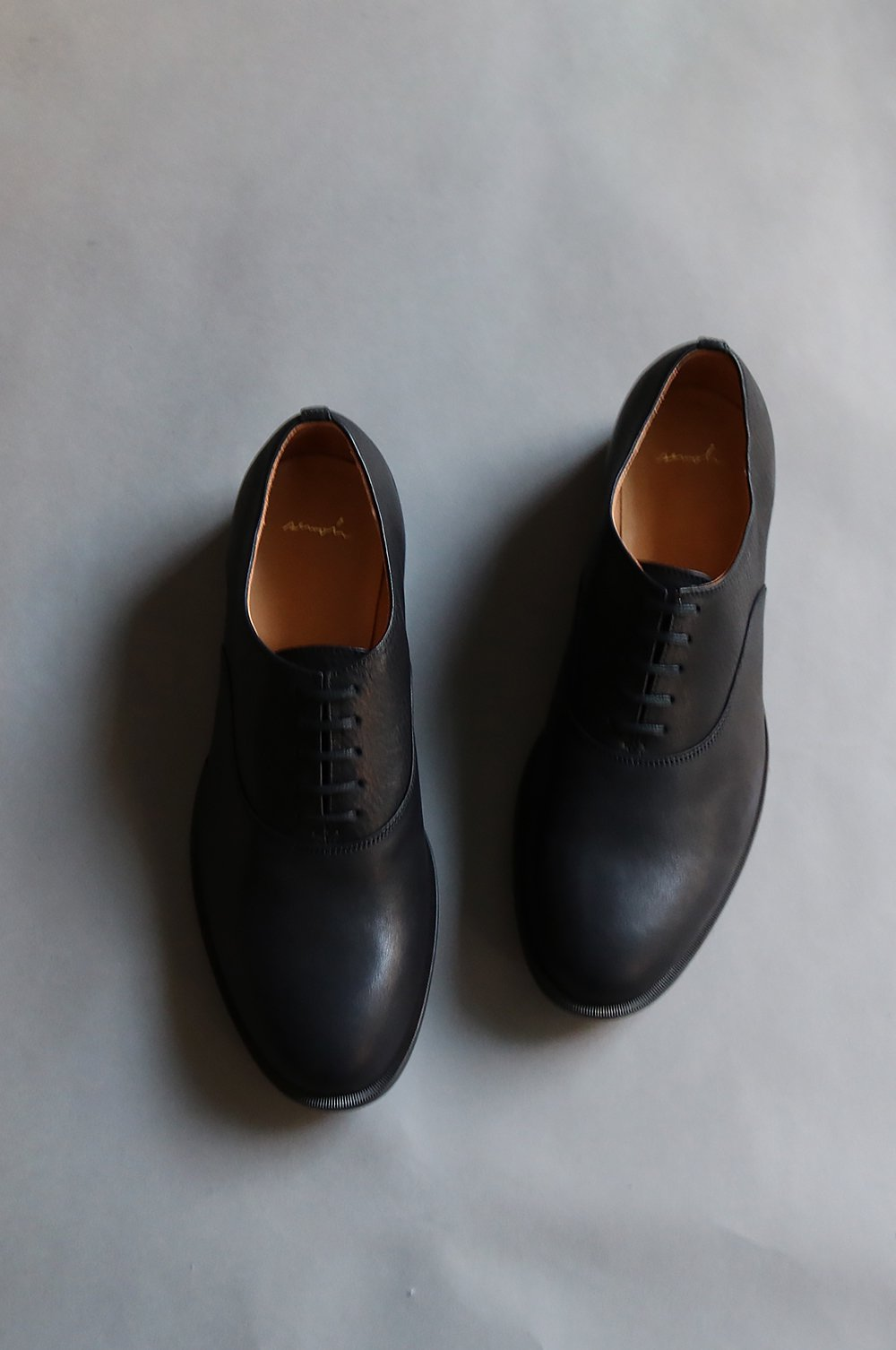 Leather shoes (MEN)