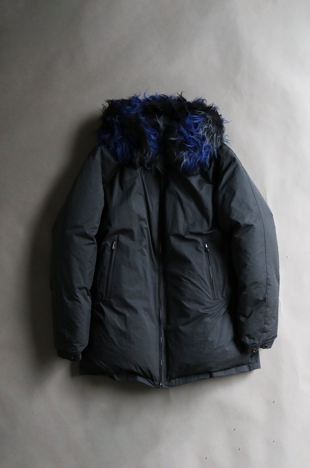 Detachable 2way down jacket