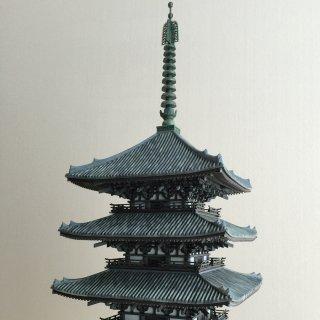 興福寺五重塔【受注製作品】