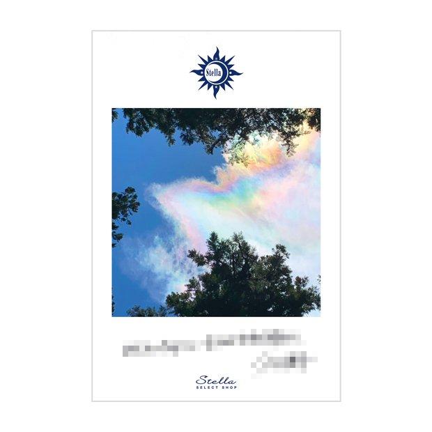 天のささやき 彩雲ブレスレット《開運彩雲写真付き》