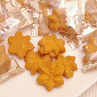 個包装タイプ 手作りサクサクかぼちゃクッキー【常温便】