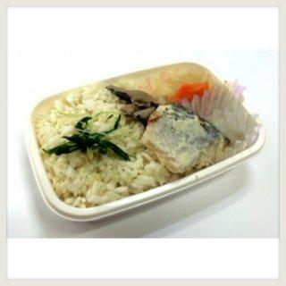 臨時掲載 レンジで温めるだけの簡単調理 和風テイスト 鱈の塩麹焼き弁当 【クール便(冷凍)】