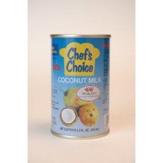 ココナッツミルク ベビー缶 165ml (ユーキトレーディング)【常温便】冷凍便不可
