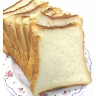 【注・小麦使用】食パン8枚スライス(乳・卵不使用の小麦パン)(トントンハウス) 【クール便(冷凍)】値上げ