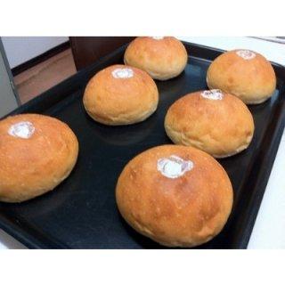 (株)トントンハウスホイップクリームパン(卵、乳不使用小麦パン)【クール便(冷凍)】値上げ