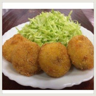 冷凍惣菜  野菜コロッケ【クール便(冷凍)】