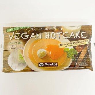 ヴィーガンホットケーキセット 4枚入り【冷凍便】
