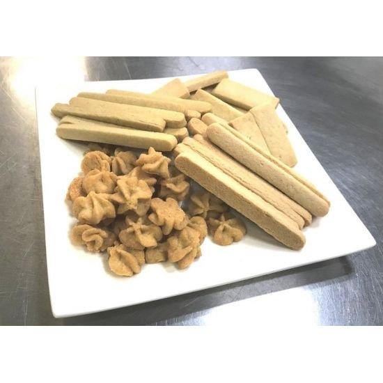 40周年記念 雑穀系クッキー(卵・ミルク・小麦不使用)4個セット 少しお得です。11月30日迄のキャンペーンです。