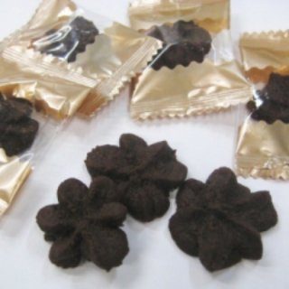 【20%OFF 賞味期限:12月18日】個包装タイプ 手作りサクサクチョコレイトクッキー 【常温便】