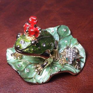 カエルの王子の宝石箱