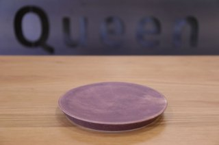 蓮尾 寧子 深紫うてな皿