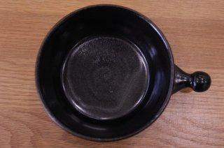 内田 可織 グラタン皿(黒)