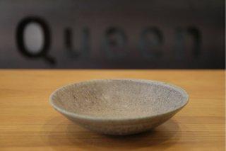 清岡 幸道 青灰平鉢