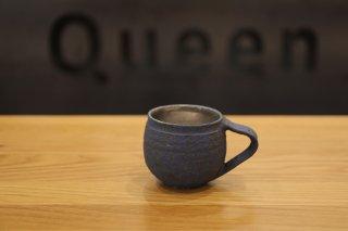 若狹祐介 藍彩 白金彩 コーヒーカップB