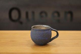 若狹祐介 藍彩 白金彩 コーヒーカップC