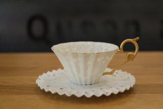 フクオカタカヤ komorebi teacup&saucer(理)