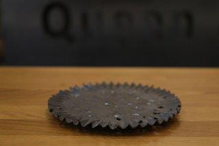 フクオカタカヤ 罅黒 plate