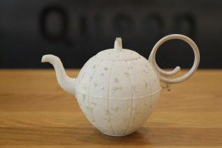 フクオカタカヤ komorebi teapot (銀)