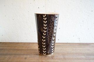 Arabia Vase(Brown) /アラビア フラワーベース(ブラウン)