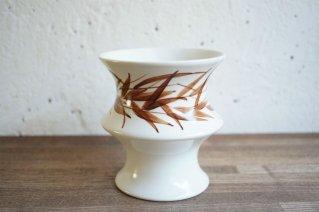 Arabia [GOG] Hand Painted Flower Vase / アラビア [GOG] ハンドペイント フラワーベース