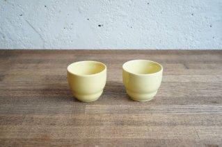 Arabia [kilta] Egg Bowl (Yellow) /  アラビア  [ キルタ ] エッグボウル ( イエロー)