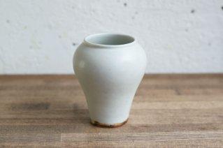 Arabia [Annikki Hovisaari] Vase (white) / アラビア [アンニッキ・ホヴィサーリ] ベース (ホワイト)
