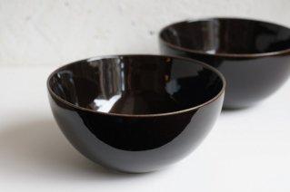 Arabia 「Kilta」 Bowl (Black)  / アラビア [キルタ] ボウル( ブラック )