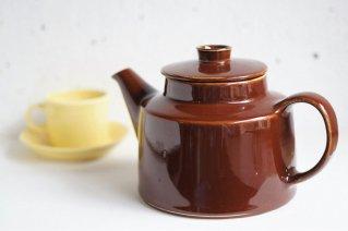 Arabia [ Kilta ]  TeaPot (Brown) / アラビア [ キルタ ] ティーポット (ブラウン)