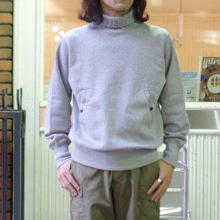 CORONA/コロナ KEYHOLE(キーホール)タートルネックスウェットシャツ