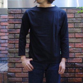 SAINT JAMES/セントジェームス MORLAIX/モーレ 長袖カットソー ブラック
