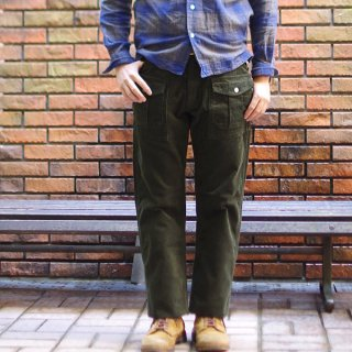 SASSAFRAS(ササフラス) /  BOTANICAL SCOUT PANTS