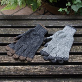 <img class='new_mark_img1' src='https://img.shop-pro.jp/img/new/icons20.gif' style='border:none;display:inline;margin:0px;padding:0px;width:auto;' />H. ROBINSON KNITTING/エイチロビンソンニッティング ニットグローブ