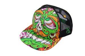 zombie mesh cap
