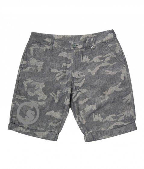 hemp camo shorts