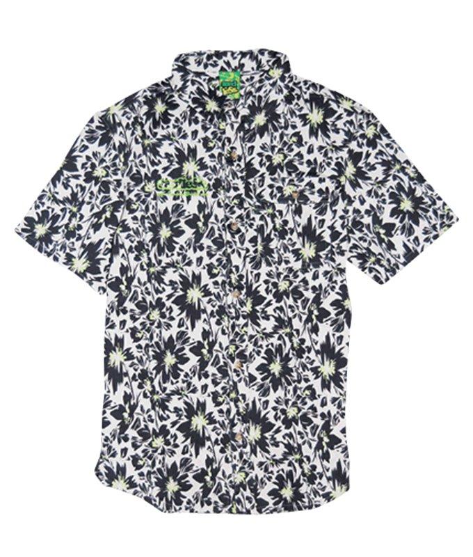 flower print shirtsの商品イメージ