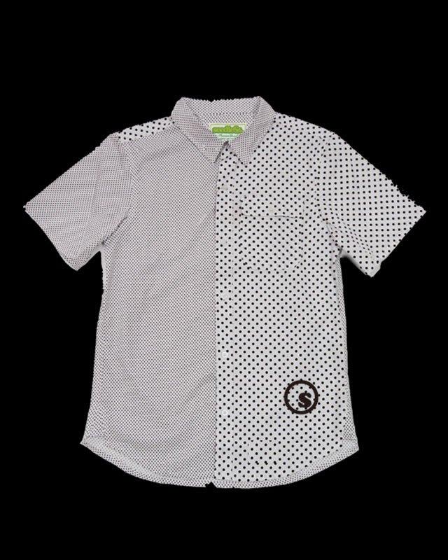 dot print s/s shirtsの商品イメージ