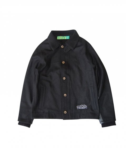 MELTON BOA DECK JKT BASIC
