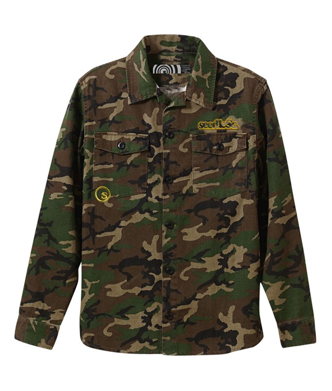 sd military twin P shirtsの商品イメージ