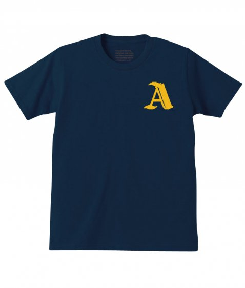 A for No.11 s/s tee