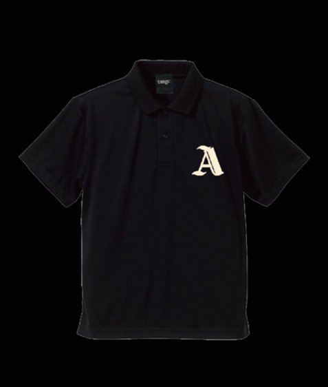 A for No.11 polo shirts