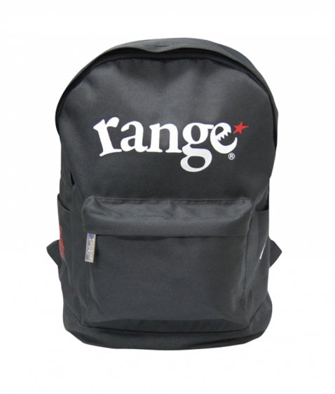 range logo back pack 2