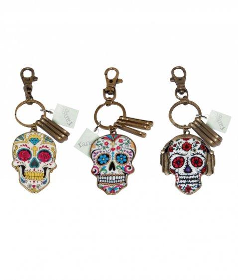 gratefull skull keyholder