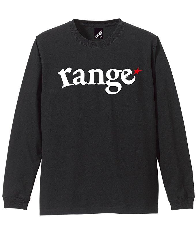 range logo l/s teeの商品イメージ