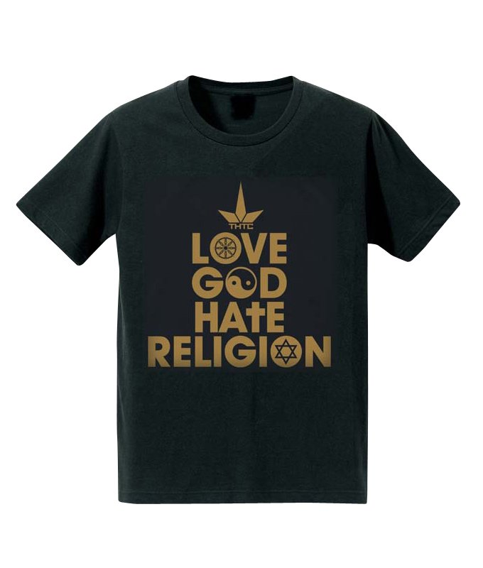 LOVE GOD HATE RELIGIONの商品イメージ