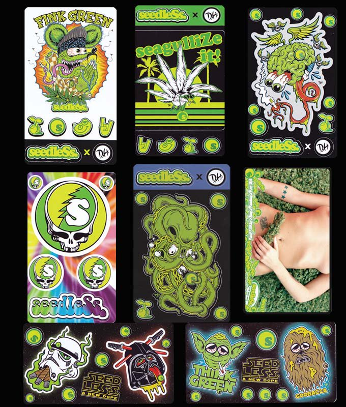 sticker sheet series 2015の商品イメージ