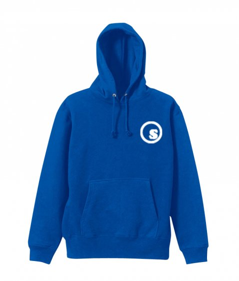 COOP BACK PRINT PULL OVER HOODY